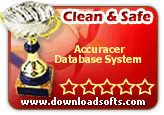 Clean and Safe DownloadSofts Award