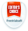 Editor's Choice of FreeTrialSoft.com